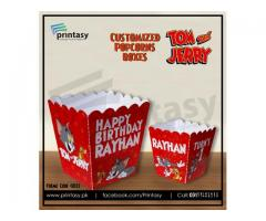 Amazing Popcorn Boxes