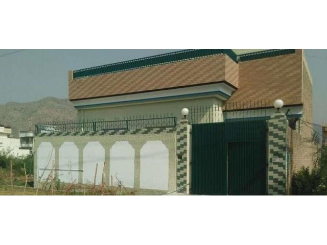 10 MARLA 5 Bedroom House, KDA Phase 2 Kohat for sale in good amount