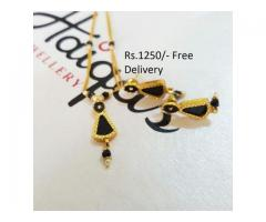 Gold Plated Indian Pendant (IPC-011) FOR SALE IN GOOD RPICE ON THIS EID