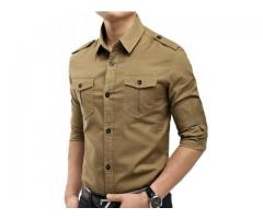 Estilo BRIGADE Shirt FOR SALE IN GOOD RPICE ON THIS EID