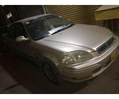 Honda civic automatic FOR SALE IN GOOD RPICE