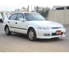 honda civic 1999 FOR SALE IN GOOD RPICE