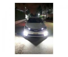 Toyota corrola 2017 1.3 GLI Automatic FOR SALE IN GOOD RPICE