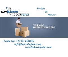 Linkers Movers and Packers in Multan