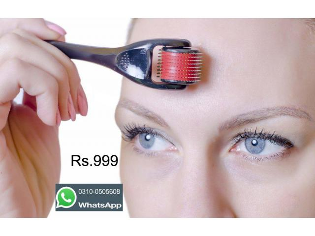 Derma Roller 0.5 mm in Islamabad  Pay Cash On Delivery