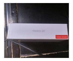 Xiaomi Redmi 4X Global, 3GB, 32GB ROM