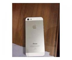 Iphone 5 32 gb excellent condition for sale in good price