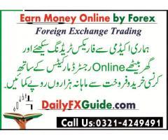Risk Free Urdu Forex Training Course in Pakistan