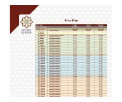 Eastern Housing Lahore:  3, 5 and10 Marla Residential Plots on installments