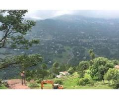 Murree Residencia Murree:Marla Residential Plots on easy installments