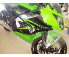 Kawasaki ninja 2016 fresh N.c.p For sale in good price