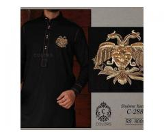 Shalwar Kameez C-288 FOR SALE IN GOOD RPICE ON THIS EID
