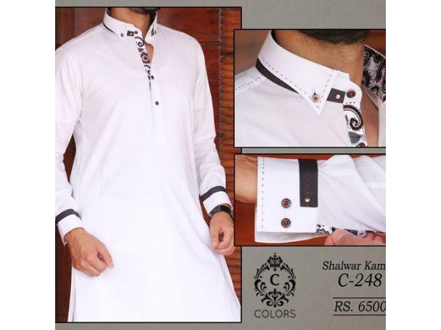 Shalwar Kameez C-248 FOR SALE IN GOOD RPICE ON THIS EID