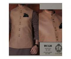 WaistCoat-126 Complete Set FOR SALE IN GOOD RPICE ON THIS EID