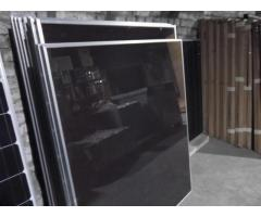 Solar panel Thin Film sheets imported from Germany by Q-Cells