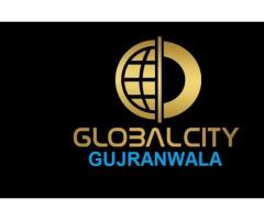 Global City Gujranwala: Residential Plots are available for sale on installments