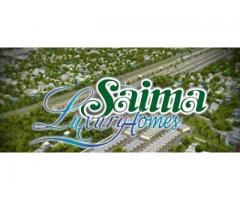120 SQ YARDS House, Saima Luxury Homes Karachi on installments