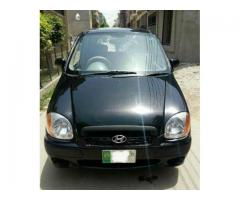 Santro 2007 AC CNG For sale in good price package