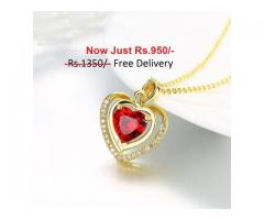 EID SALE ON HEART PENDANTS FOR SALE IN GOOD RPICE ON THIS EID