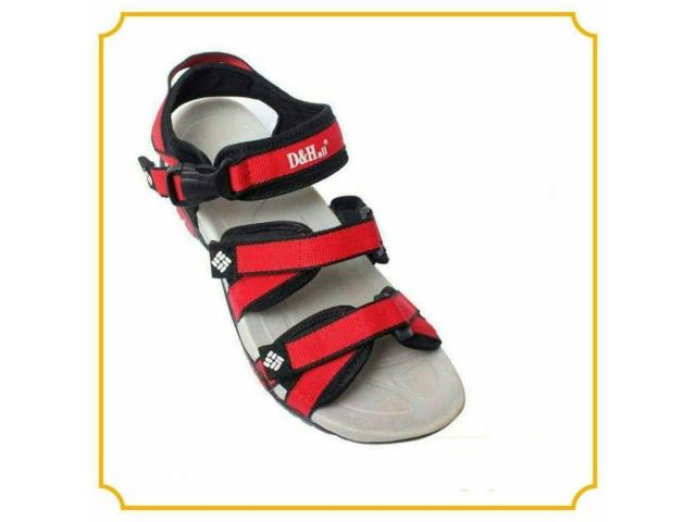 Buy D&A Red Sandal in just Rs 1499/- only