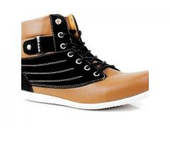 Buy Italy Brown & BlqCasual Shoes In just Rs 1999/-only