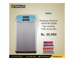 Haier Washing Machine HWM-80-828A Top Loading Fully Automatic