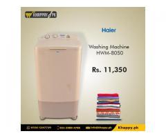 Haier Washing Machine HWM-8050