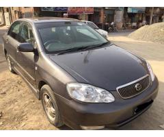 Toyota Altis 1.8 Manual Transmission For sale in good price on Eid