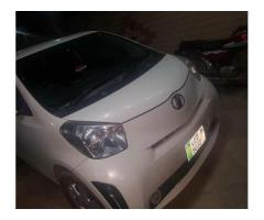 toyota iq 2009 model For sale in good price on Eid