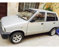 Suzuki Mehran For sale in good price on Eid