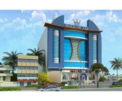 Mall of Taj Arifwala:  Shops are available for sale on installments