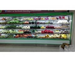 Vegetable Chiller sale in Pakistan, Open Chiller in Pakistan