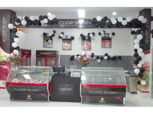Meat Shop Equipment in Pakistan, Meat Display Chiller, Meat Chiller