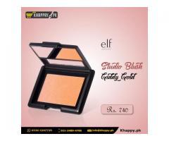 ELF Studio Blush Giddy Gold
