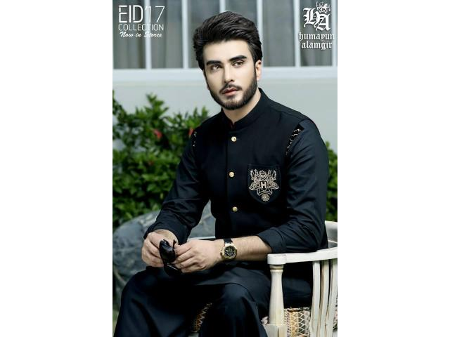 Humayun Alamgir New EID'17 Collection Available in Stores