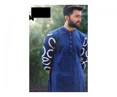 Code T-3 kurtas are unique for sale in good price Special EID Offer