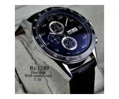 Blue Dial T 16 For sale in good price on Eid