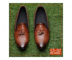 Code : CS - 02 Loafers are unique for sale in good price Special EID Offer
