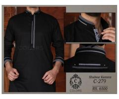 Shalwar Kameez C-279 are unique for sale in good price Special EID Offer