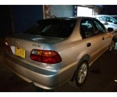 Hon s a civic 1999 For sale in good price