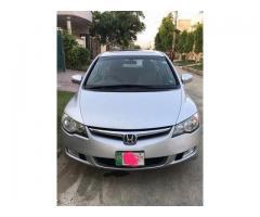 Honda Civic Rebon orial prosmatic 1,8 For sale