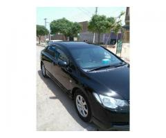 HONDA CIVIC REBON 2007 MODEL RAWALPINDI REGISTERED