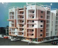 Chayell Bridge View Karachi:  Shops flats on easy installments