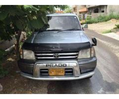 Toyota Landcruiser for sale in good amount
