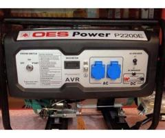 Generator OES power P2200 E for sale in good amount