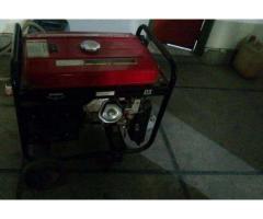 Homage 6 KVA Generator Gas/Petrol for sale in good money