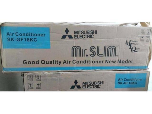 1.5 Ton Split Ac Mitsubishi Box Pack Mr Slim FOR SALE In Good Price