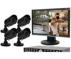 CCTV Security Camera's Full HD for sale in good hands