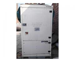 30 ton YORK Air-cooled chiller for hall, marquee or corporate offices