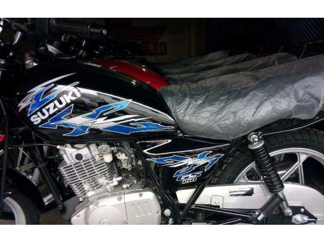 Suzuki Gs 150 S e Special Discount Package With Registration